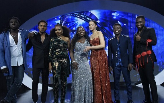 Nigerian Idol: Beyonce evicted as top 6 honour Fela with captivating performances (watch)