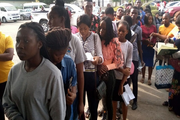 candidates recount ordeals at UTME centres