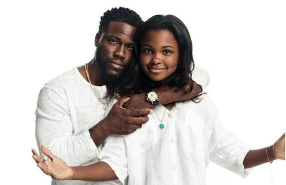 Kevin Hart reveals how his daughter reacted to his cheating scandal