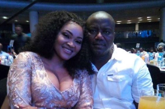 Mercy Aigbe, estranged husband reignite lingering feud over Father's Day post