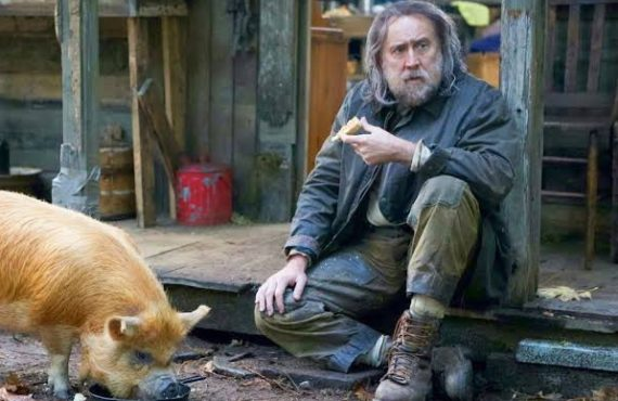 WATCH: Nicolas Cage hunts for stolen pet in first 'Pig' trailer