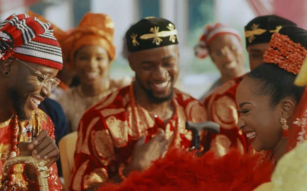 Chike upholds tradition in 'Roju' visuals