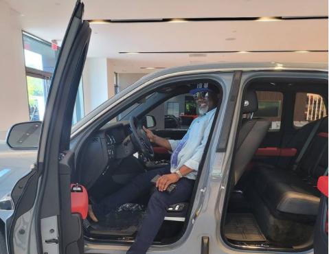 Melaye kicks as car dealer accuses him of owing N14.5m…