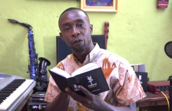 Meet the Nigerian man who translates Bible from English to…