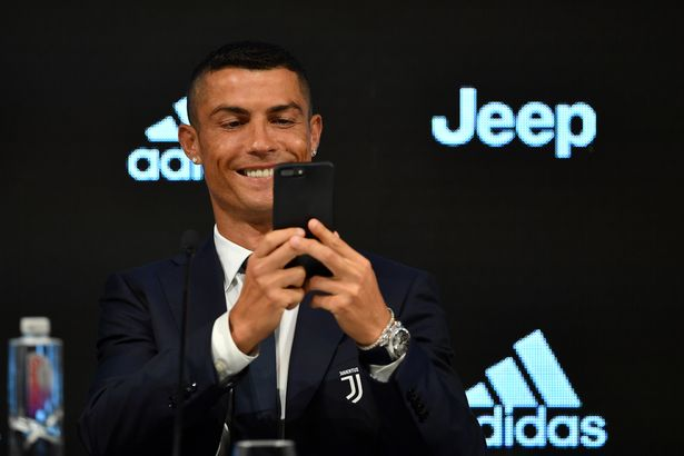 Ronaldo becomes first person to hit 300m Instagram followers