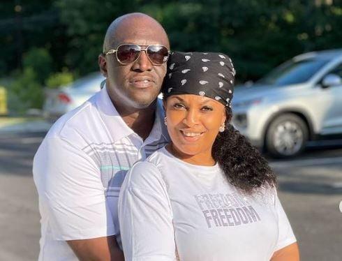 Sammie Okposo celebrates wife on 11th wedding anniversary