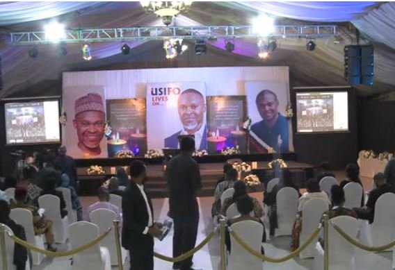 'He didn't deserve to die' — Super TV CEO's mum mourns at funeral