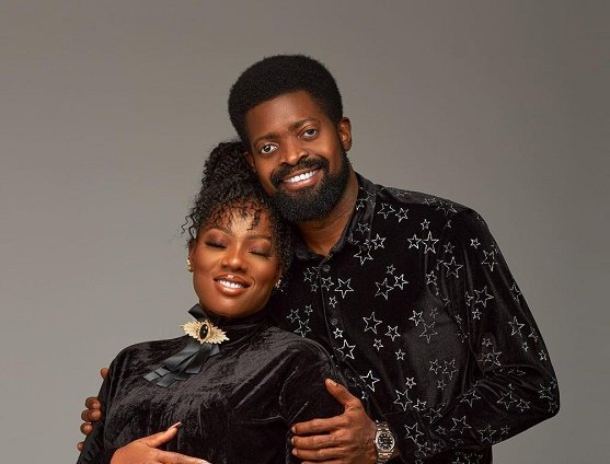Basketmouth welcomes third child with wife