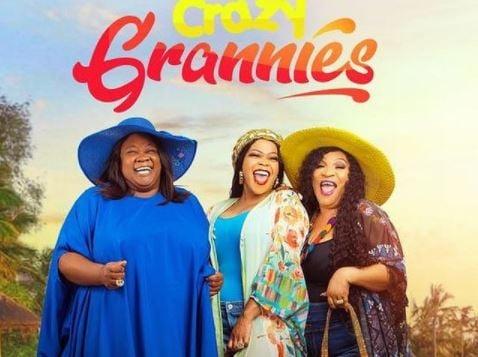 WATCH: Ngozi Nwosu, Princess, Shaffy Bello star in 'Crazy Grannies' trailer