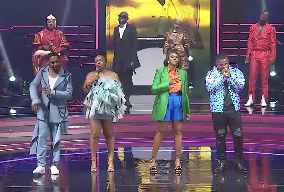 Top 6 contestants emerge as The Voice Nigeria enters final stage