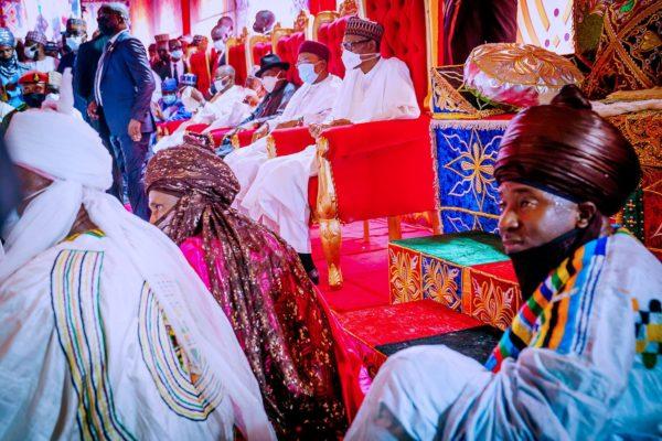 Yusuf Buhari wedding
