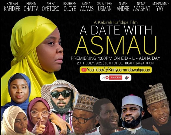 MOVIE REVIEW: A date with Asmau