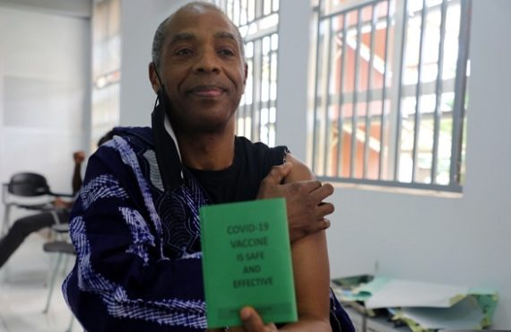 'I was skeptical at first' — Femi Kuti speaks after receiving COVID-19 vaccine
