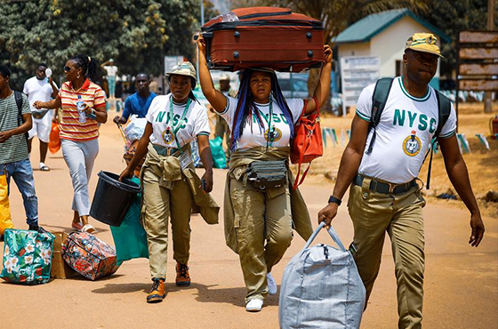 'Security has improved in Borno' -- NYSC assures corps members
