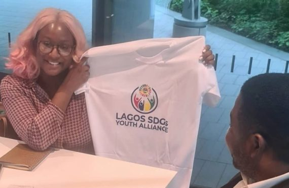 DJ Cuppy pledges to sponsor Lagos' SDG projects in education, gender equality