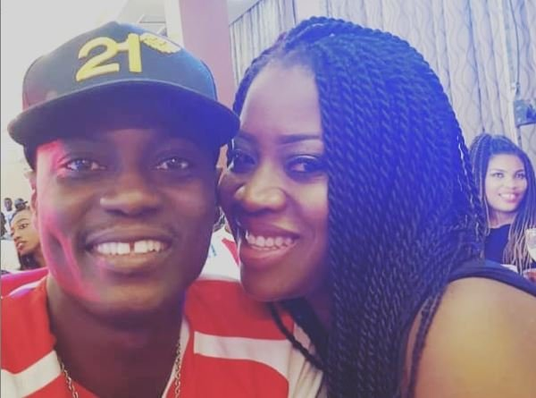 It's been a month but I'm lost without you, says Sound Sultan's wife in touching tribute