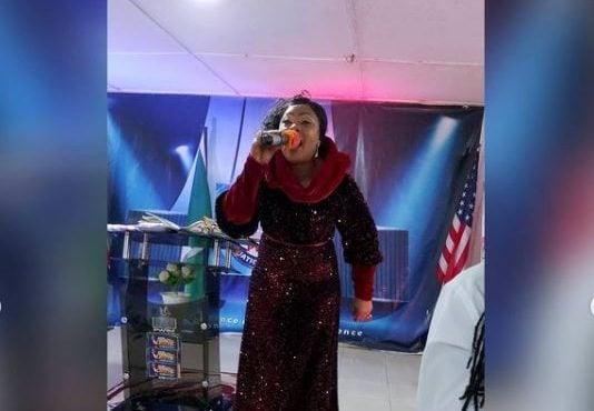 'Drunkards shall never make heaven' — Eucharia Anunobi preaches
