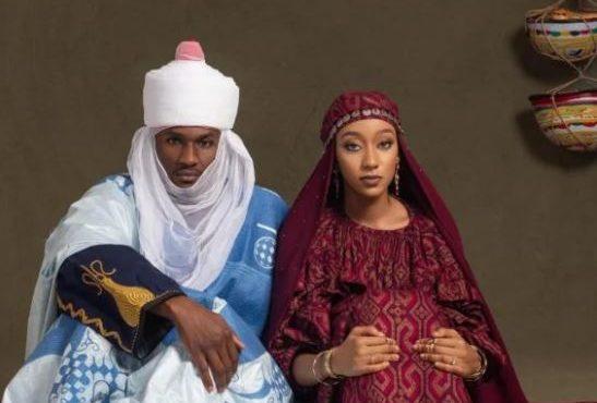 Yusuf Buhari weds Zahra Bayero in Kano