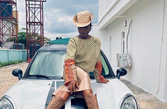 PHOTOS: Paul Enenche's daughter trends over cowgirl-inspired dress