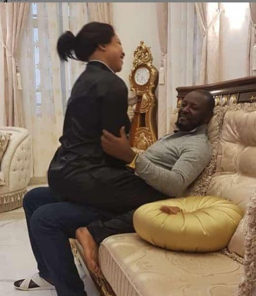 'Don't leave me' -- Teary Tonto Dikeh begs estranged lover in leaked audio