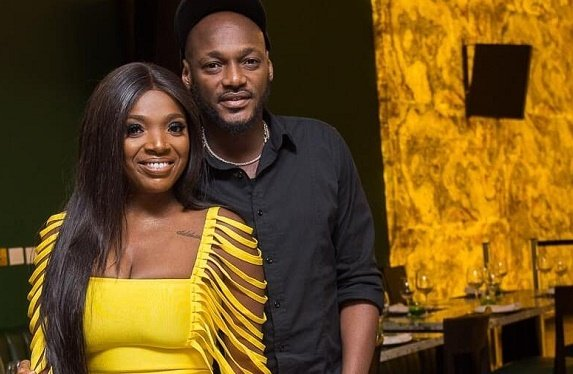 Annie Idibia slams 2Baba for 'spending nights with baby mama'