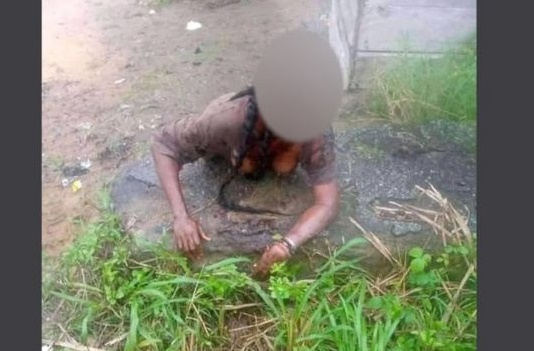 How 'ritualist trying to behead' female student was nabbed in Bayelsa
