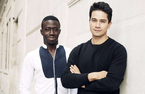 Ire Hassan-Odukale and Jeremy Chan are the founders Ikoyi London restaurant
