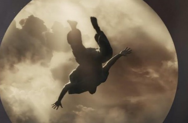 WATCH: Kanye West floats through the sky in '24' visuals