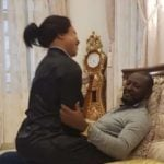 Tonto Dikeh's ex-lover slams her over leaked audio