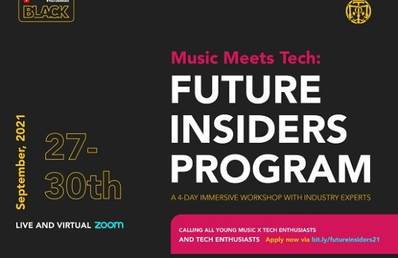 YouTube partners Lagos firm to train youths on music, tech