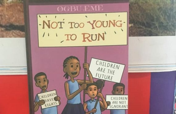 Ogbu Eme launches book on children inclusion in Nigeria's political process