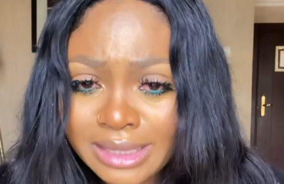 BBNaija's Tega breaks down in tears amid backlash