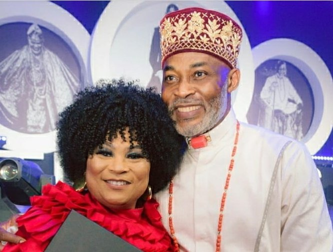 RMD to Sola Sobowale: I'm yet to kiss you despite 37 years of acting together