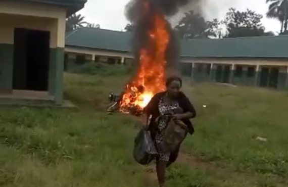 Sit-at-home order: Gunmen invade Imo school, chase away students taking WASSCE