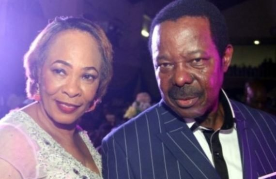 Risikat Adegeye, Sunny Ade's wife, is dead