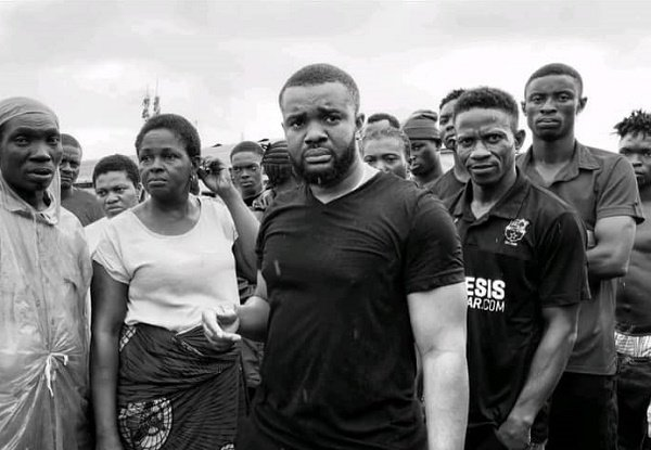 Williams Uchemba: God asked me free Nigerians from poverty