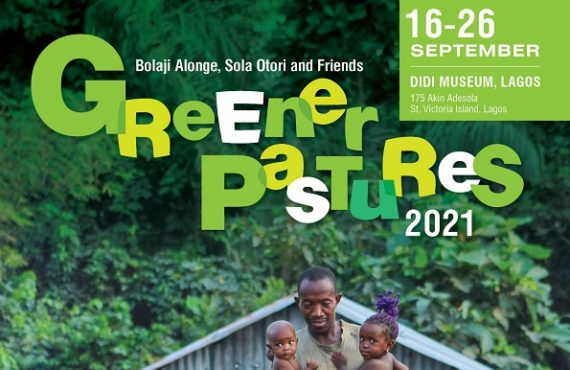 Bolaji Alonge's exhibition on struggles of Lagos rural dwellers to debut Sept 16