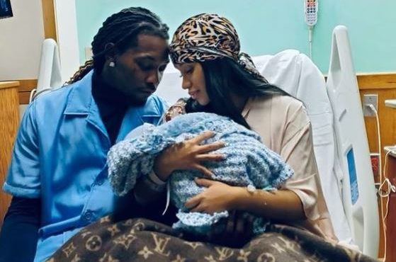 Cardi B, Offset welcome second child