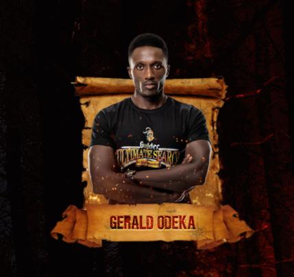 Gerald Oghenemega Odeka