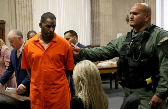 R. Kelly found guilty in sex trafficking trial, risks life…