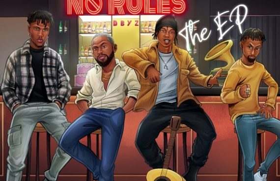 DOWNLOAD: DBYZ partners Ric Hassani for 'No Rules' EP