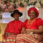 People told me I won't get husband, says Fred Amata's sister who married at 64