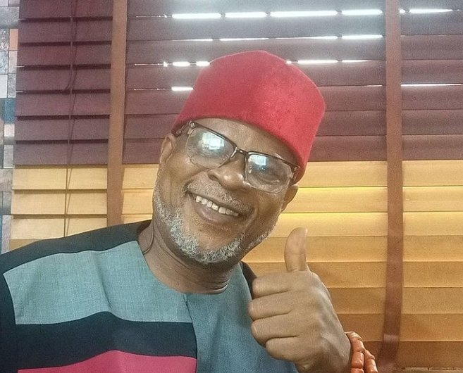 Fred Amata: My sister is getting married at 60