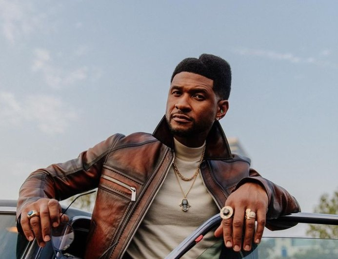 Usher welcomes fourth child