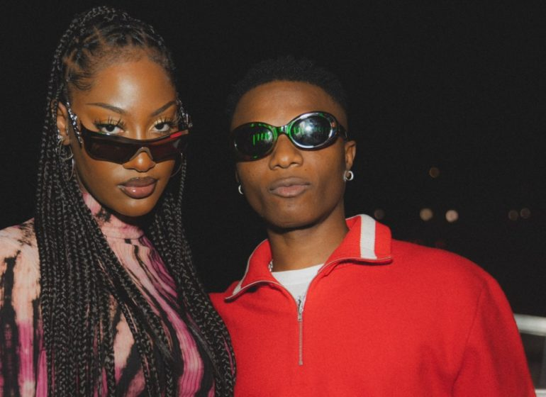 2021 MTV EMA: Wizkid, Tems nominated for 'Best African Act'