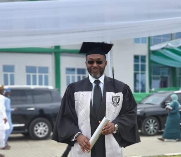Studying with under 20s was humbling' -- Osita Chidoka bags law degree from Baze University