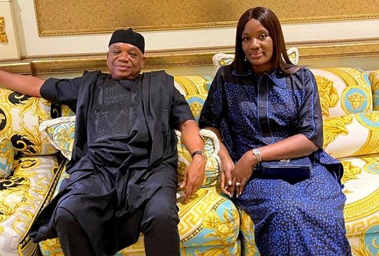'You've always been there for me' — Orji Kalu celebrates…