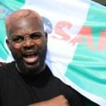 #EndSARS anniversary: Defy police, come out, Falz tells youths