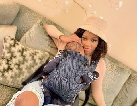 BBNaija's Khafi tackles critic who called her child 'ugly'